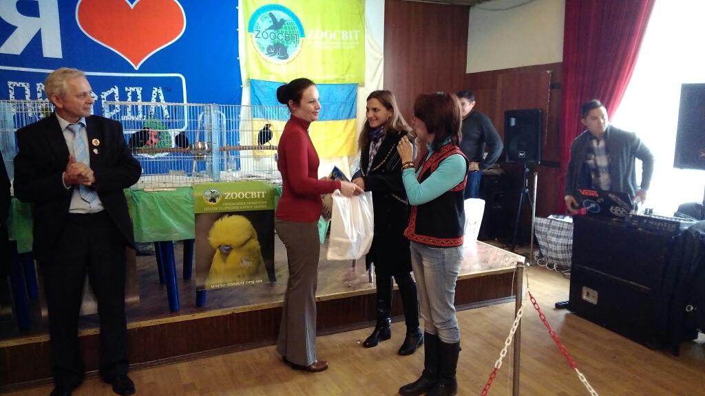 Спонсоры выставки Zooсвит 2015 – Выставка декоративных птиц и животных, Киев, 2015