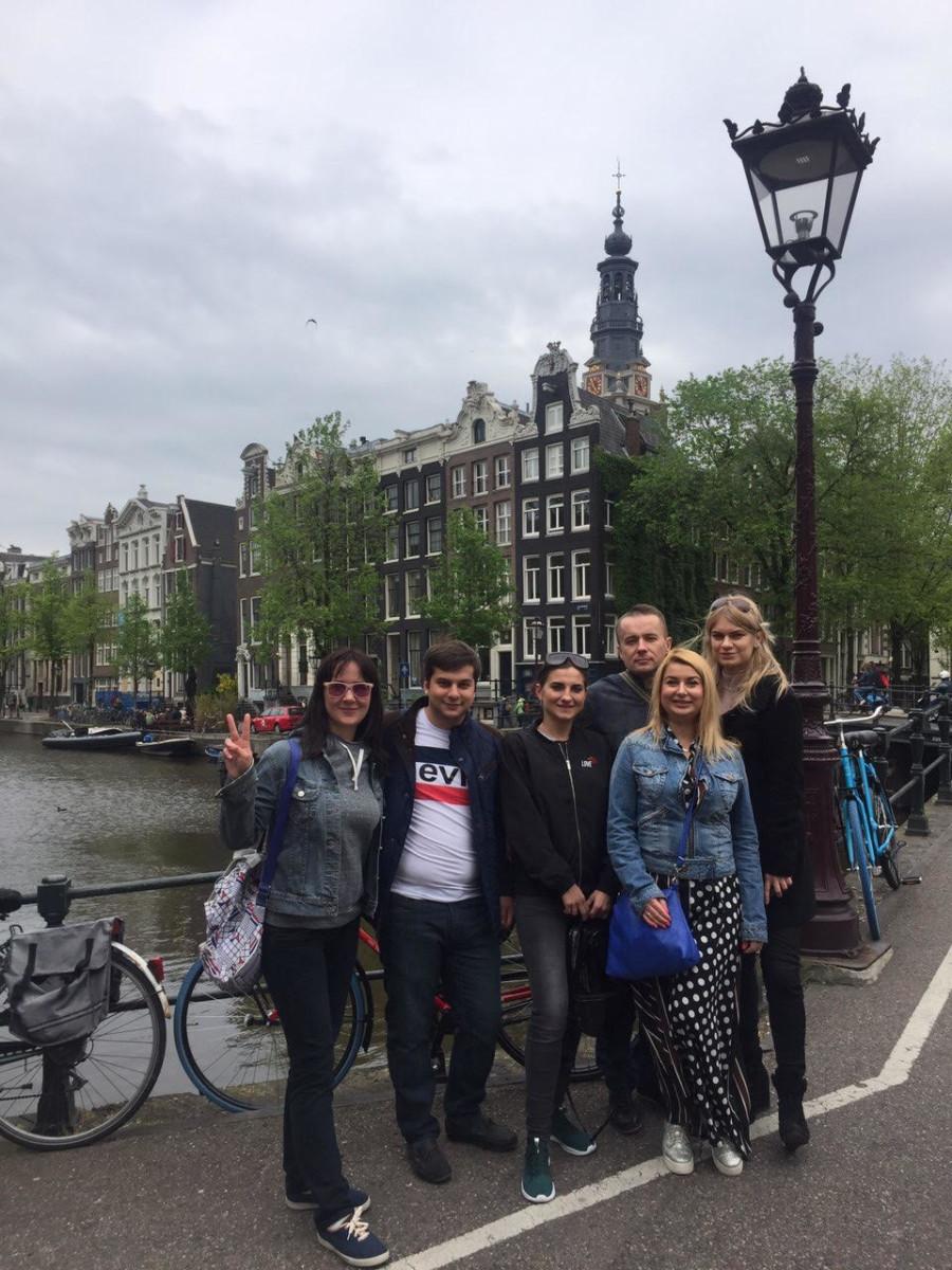 15 лет ЗВК – празднуем в Амстердаме, []