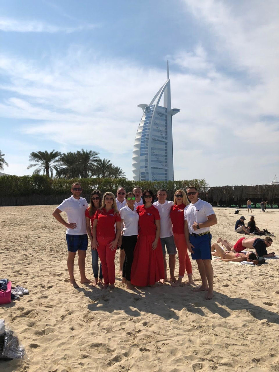 Відпочинок в Дубаї, 2018, 29 Січня 2020